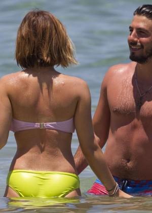 Lucy Hale in Bikini -01