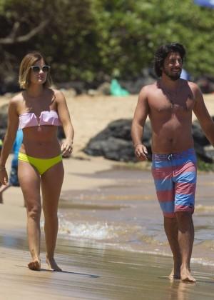 Lucy Hale in Bikini -09