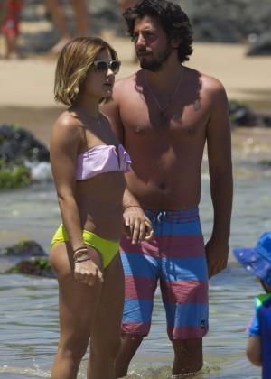 Lucy Hale in Bikini -13