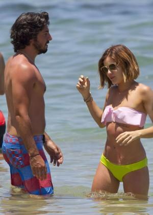 Lucy Hale in Bikini -15