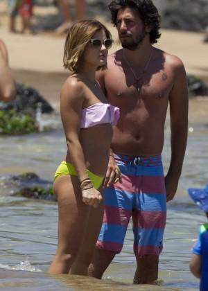 Lucy Hale in Bikini -18