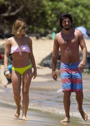 Lucy Hale in Bikini -21