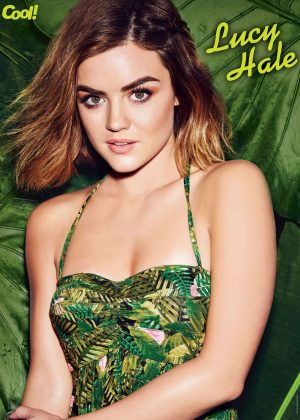 Lucy Hale - Cool Magazine (July 2016)