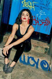Lucy Hale - Cosmopolitan Magazine (March 2020)