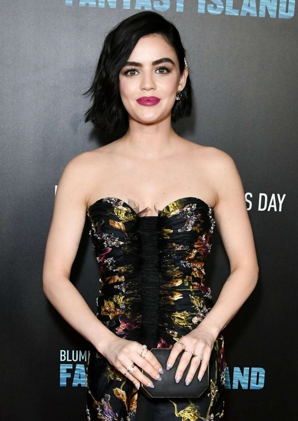 Lucy Hale - 'Fantasy Island' Premiere in Los Angeles