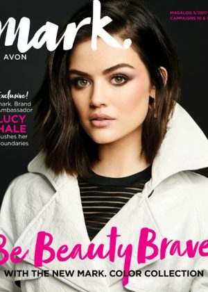 Lucy Hale for Mark Magalog (May 2017)