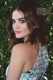 Lucy Hale for Maxim Magazine (July/August 2019)