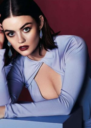 Lucy Hale for Venice Magazine (Fall 2016)