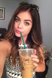Lucy Hale - Instagram and social media