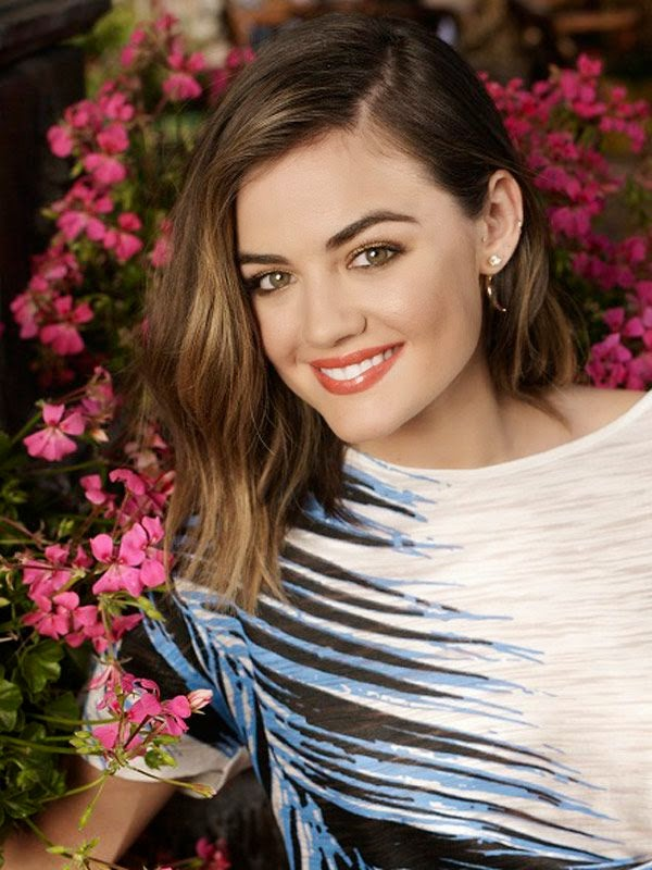Lucy Hale 2015 : Lucy Hale: Mark Girl 2015 -02