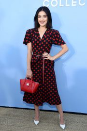 Lucy Hale - Michael Kors Spring 2020 Fashion Show in New York