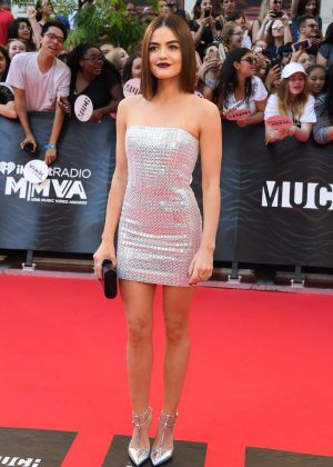 Lucy Hale - MuchMusic Video Awards 2016 in Toronto