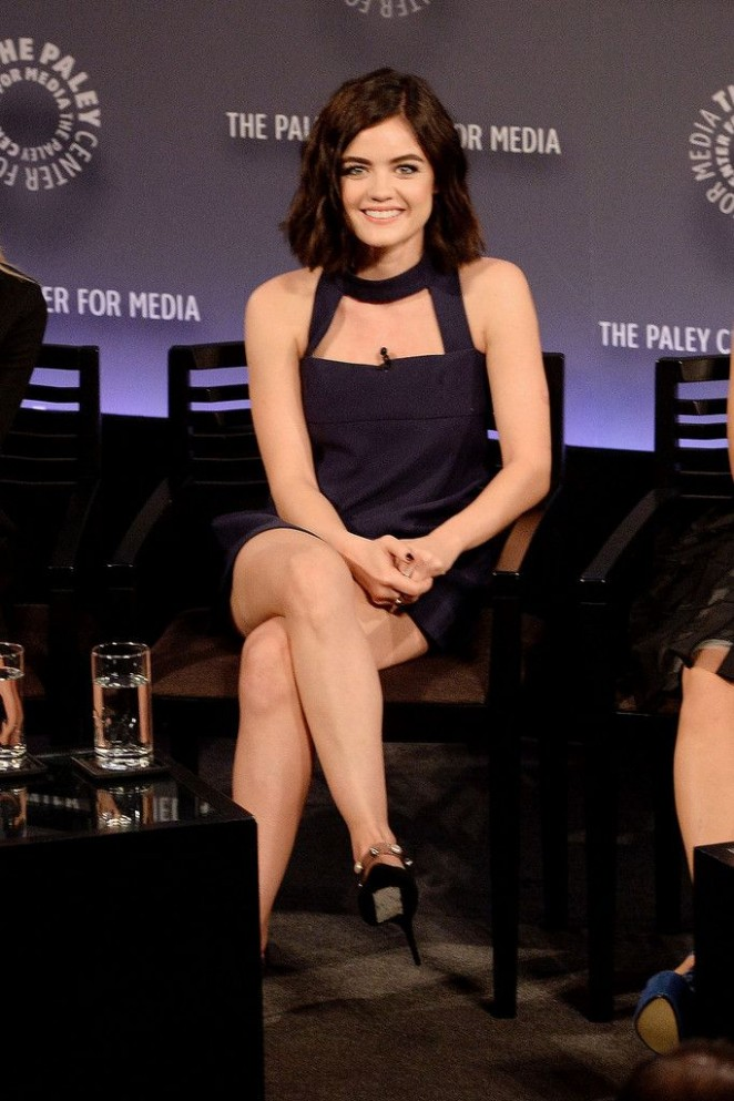 Lucy Hale - 'Pretty Little Liars' PaleyFest New York 2015