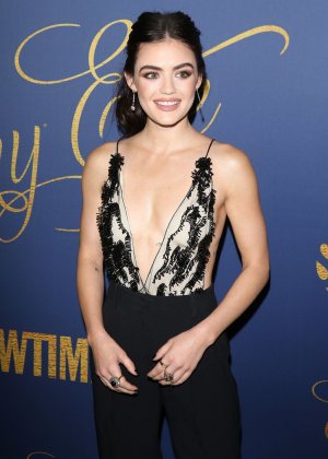 Lucy Hale - Showtime Emmy Eve Nominees Celebration in LA