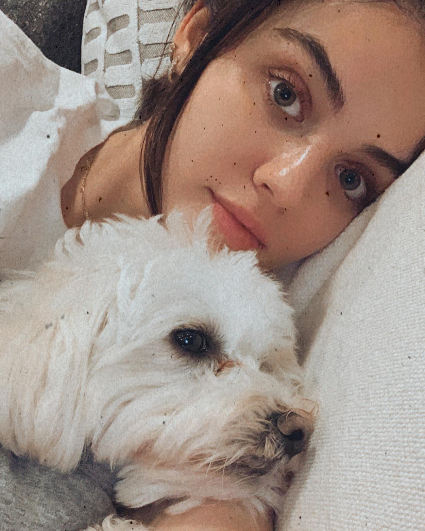 Lucy Hale - Social medis photos