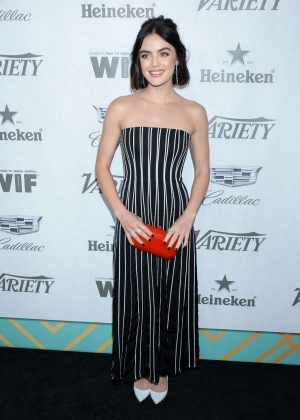 Lucy Hale - Variety and Women in Film Pre-Emmy Party in LA