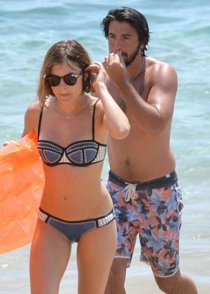 Lucy Hale in Bikini -10