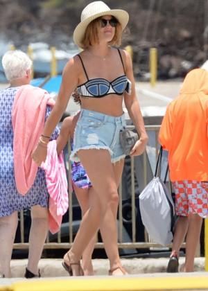 Lucy Hale in Bikini -14