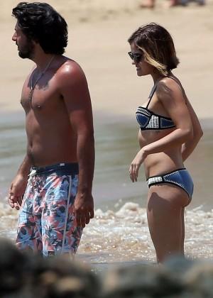 Lucy Hale in Bikini -28