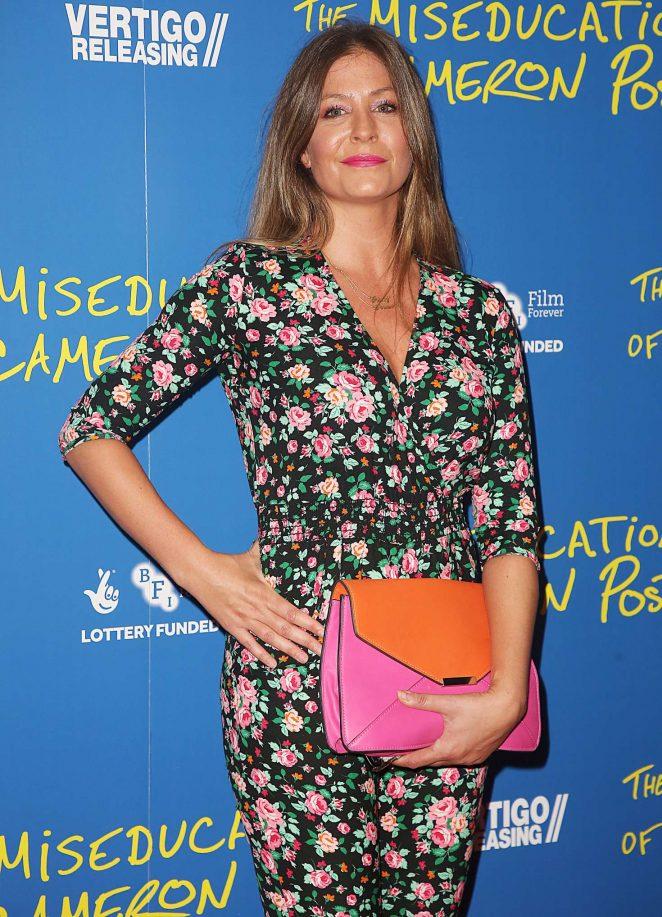 Lucy Horobin - 'Miseducation of Cameron Post' Gala Screening in London