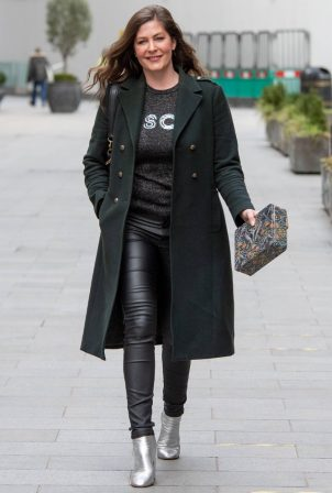 Lucy Horobin - Seen at Heart FM in London
