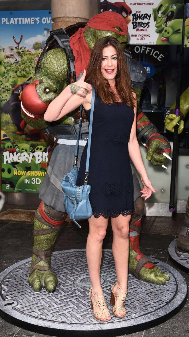 Lucy Horobin - 'Teenage Mutant Ninja Turtles' VIP Screening in London