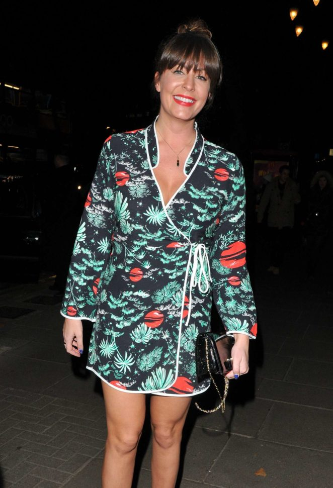 Lucy Horobin - The Chicks children's charity 25th Anniversary Ball in London