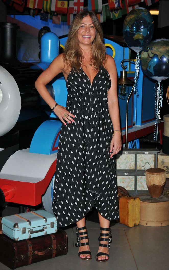 Lucy Horobin - 'Thomas and Friends: Big World Big Adventures' Premiere in London