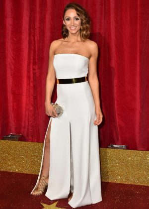 Lucy-Jo Hudson - British Soap Awards 2016 in London