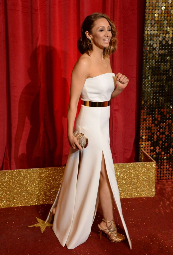 Lucy-Jo Hudson: British Soap Awards 2016 -07