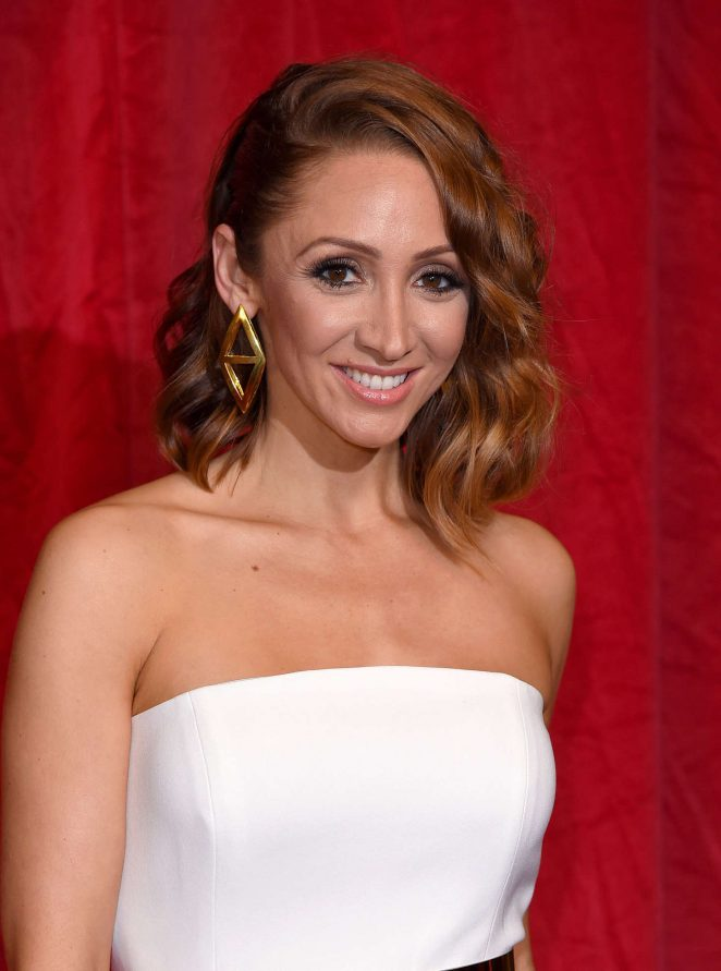 Lucy-Jo Hudson: British Soap Awards 2016 -08
