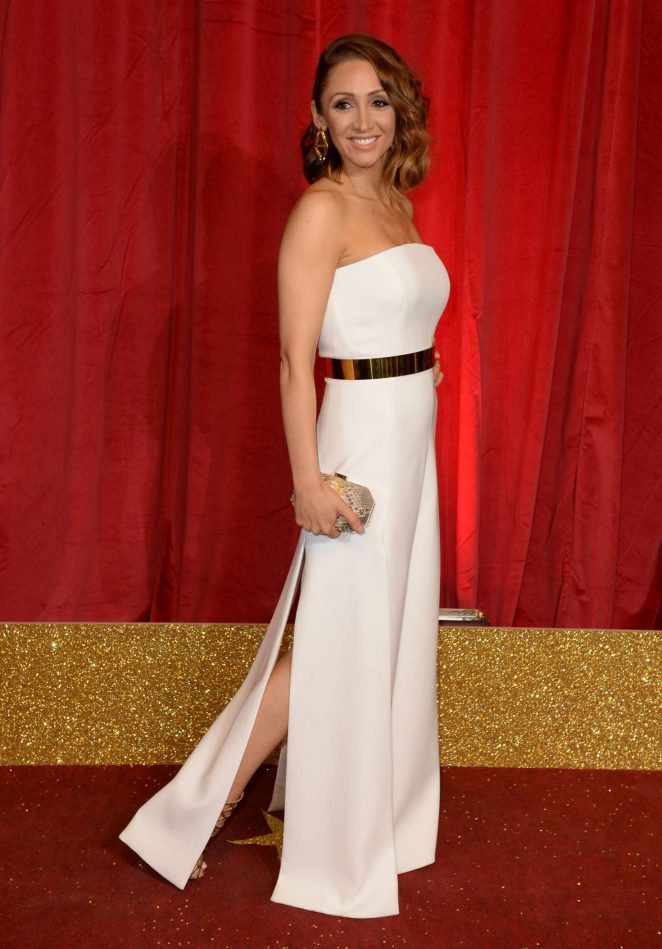 Lucy-Jo Hudson: British Soap Awards 2016 -11
