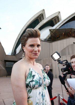 Lucy Lawless Australian Lgbti Awards 2017 In Sydney