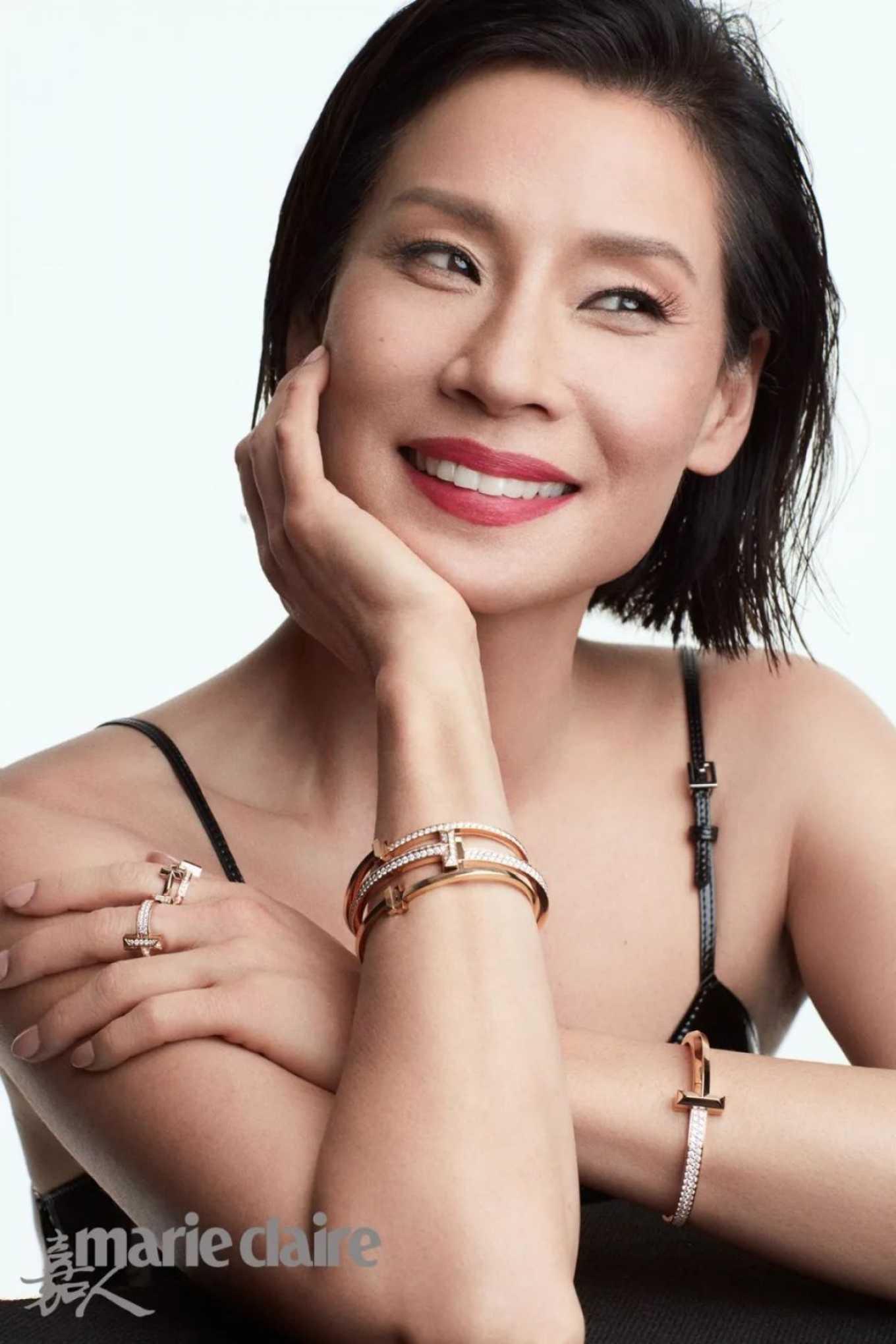Lucy Liu - Marie Claire China Magazine (April 2020)