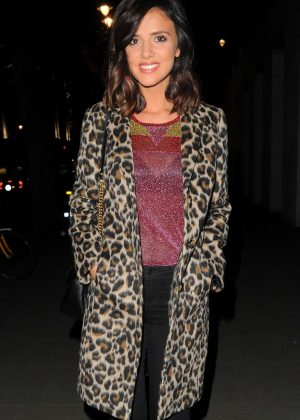 Lucy Mecklenburg - Out and about in London