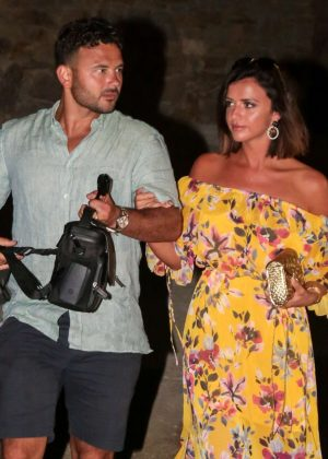 Lucy Mecklenburgh and Ryan Thomas - On Holiday in Mykonos