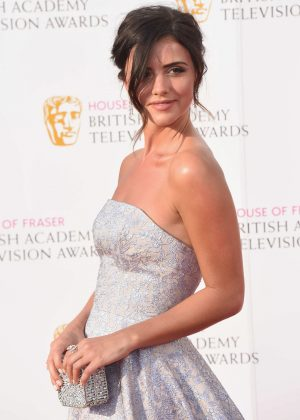 Lucy Mecklenburgh - BAFTA TV Awards 2016 in London