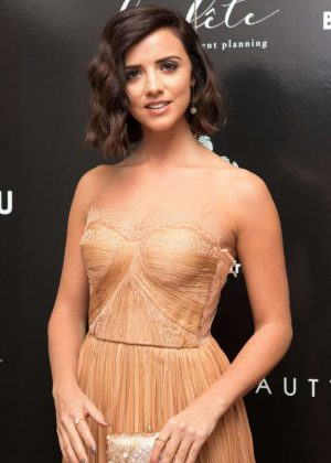 Lucy Mecklenburgh - Bardou Foundation Women's Day Gala in London