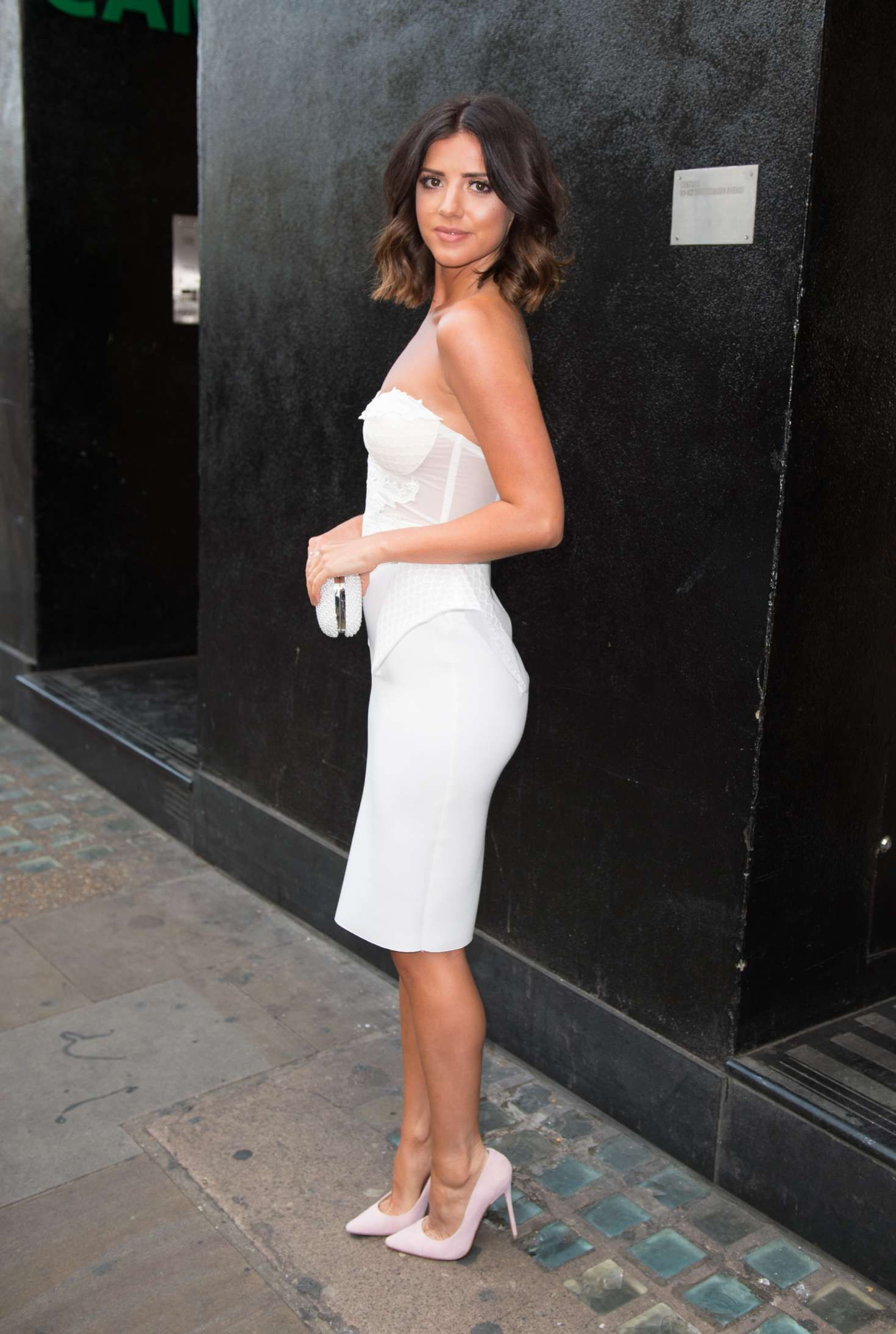Lucy Mecklenburgh 2017 : Lucy Mecklenburgh: Boux Avenue Spring Summer 2017 Launch -03