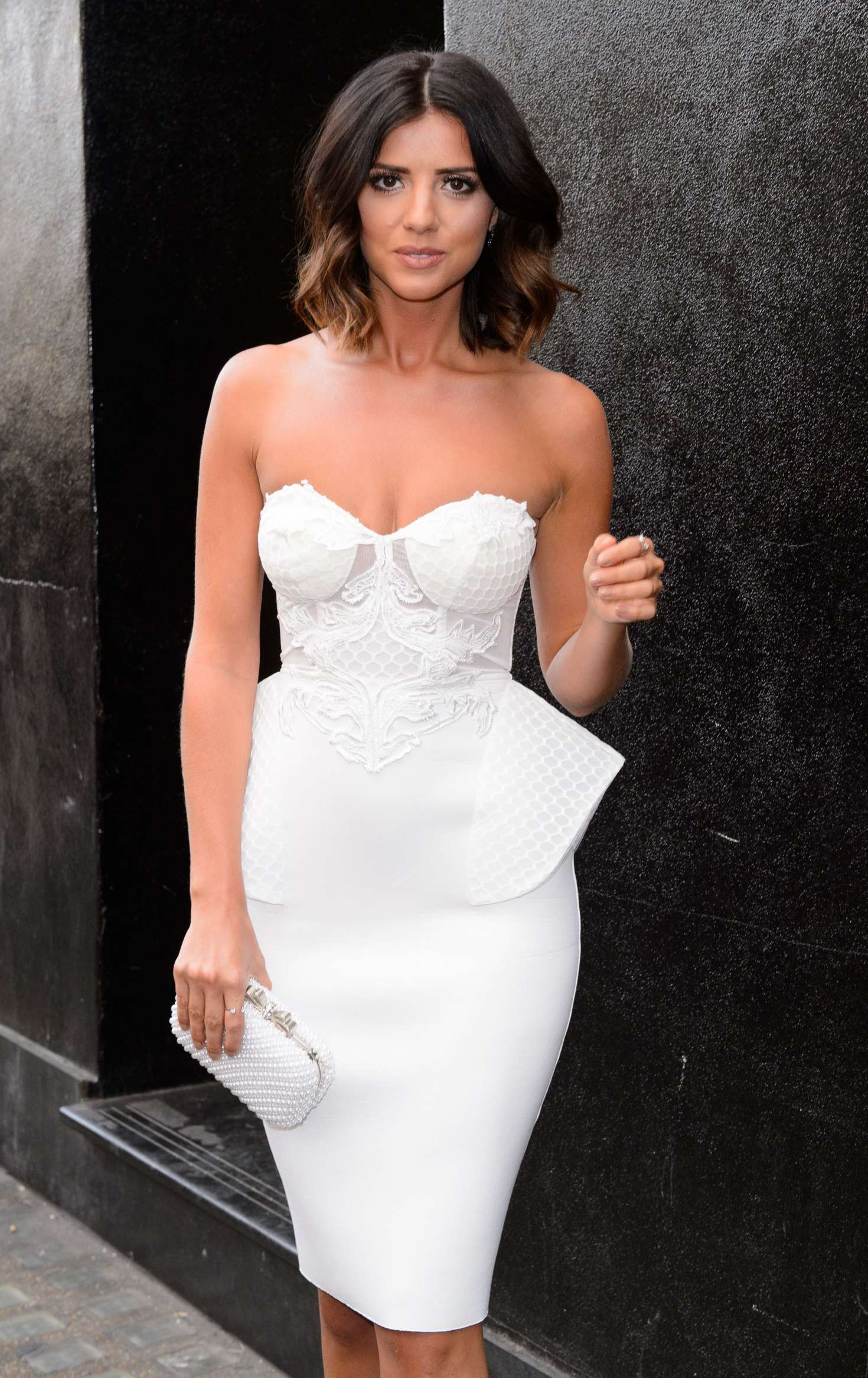 Lucy Mecklenburgh - Boux Avenue Spring Summer 2017 Launch in London