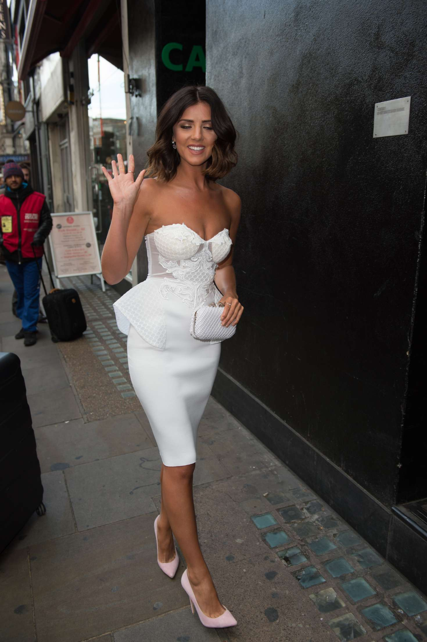 Lucy Mecklenburgh 2017 : Lucy Mecklenburgh: Boux Avenue Spring Summer 2017 Launch -10