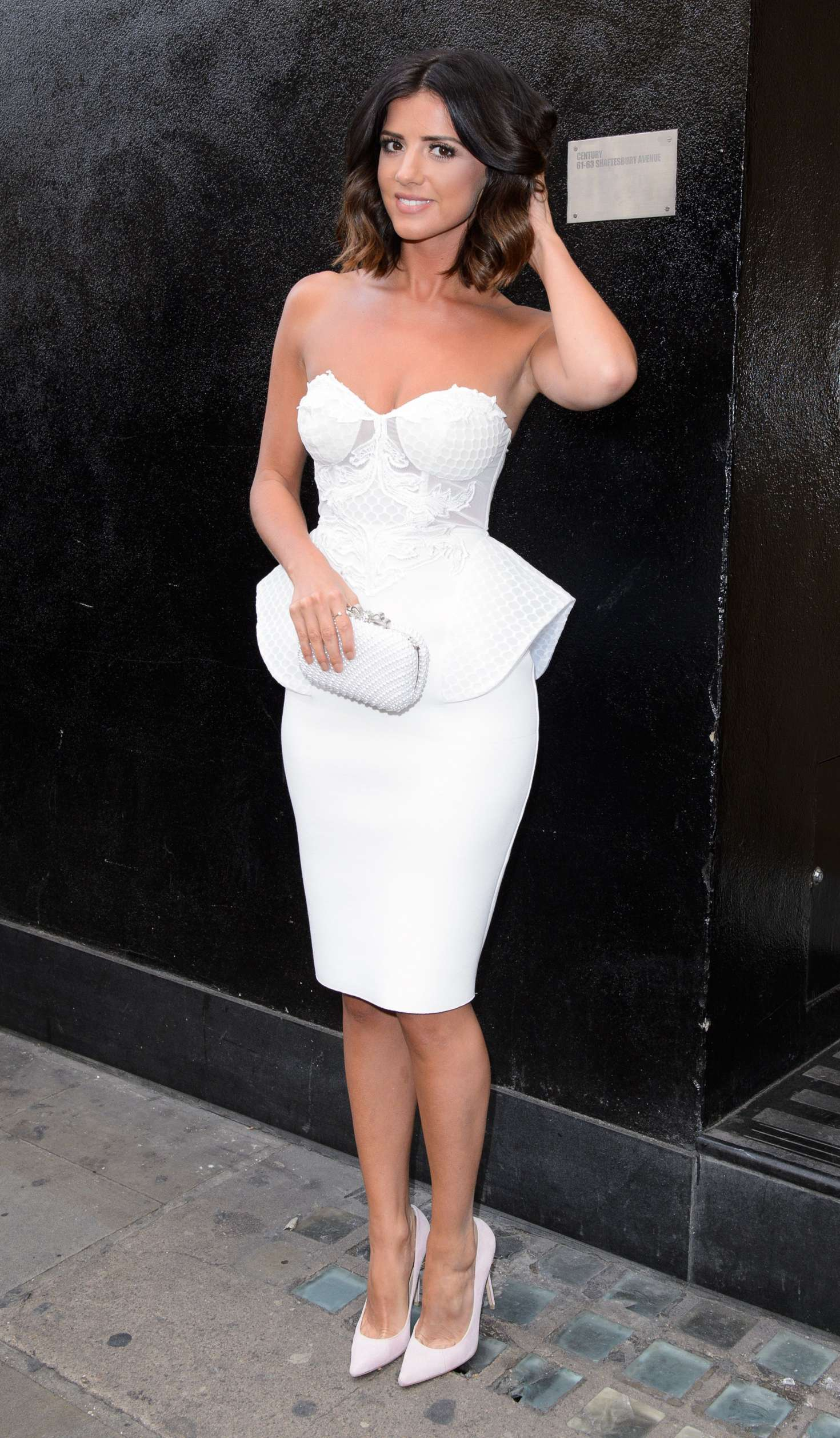 Lucy Mecklenburgh 2017 : Lucy Mecklenburgh: Boux Avenue Spring Summer 2017 Launch -12