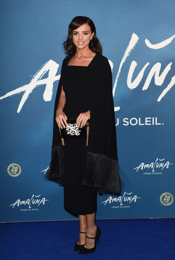 Lucy Mecklenburgh - 'Cirque du Soleil: Amaluna' Press Night in London
