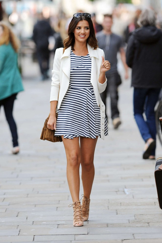Lucy Mecklenburgh – Clothing Launch at JD Sports in NewCastle