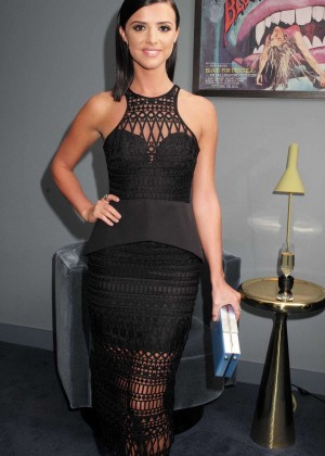 Lucy Mecklenburgh - 'Eating Happiness' Screening in London