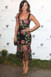 Lucy Mecklenburgh - JW Marriott Grosvenor House 90th Anniversary Party in London