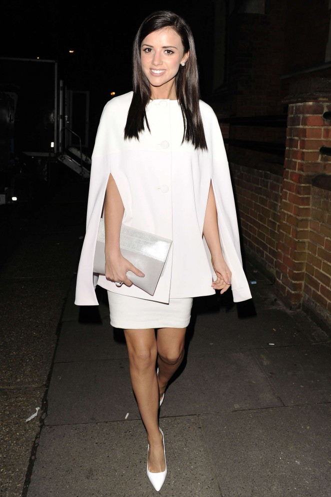 Lucy Mecklenburgh – Many Hopes London Banquet & Fashion Show in London