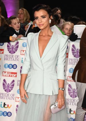 Lucy Mecklenburgh - Pride of Britain Awards 2018 in London