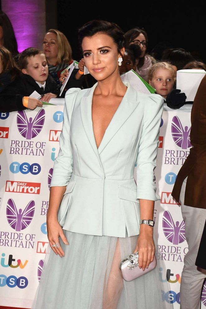 Lucy Mecklenburgh – Pride of Britain Awards 2018 in London