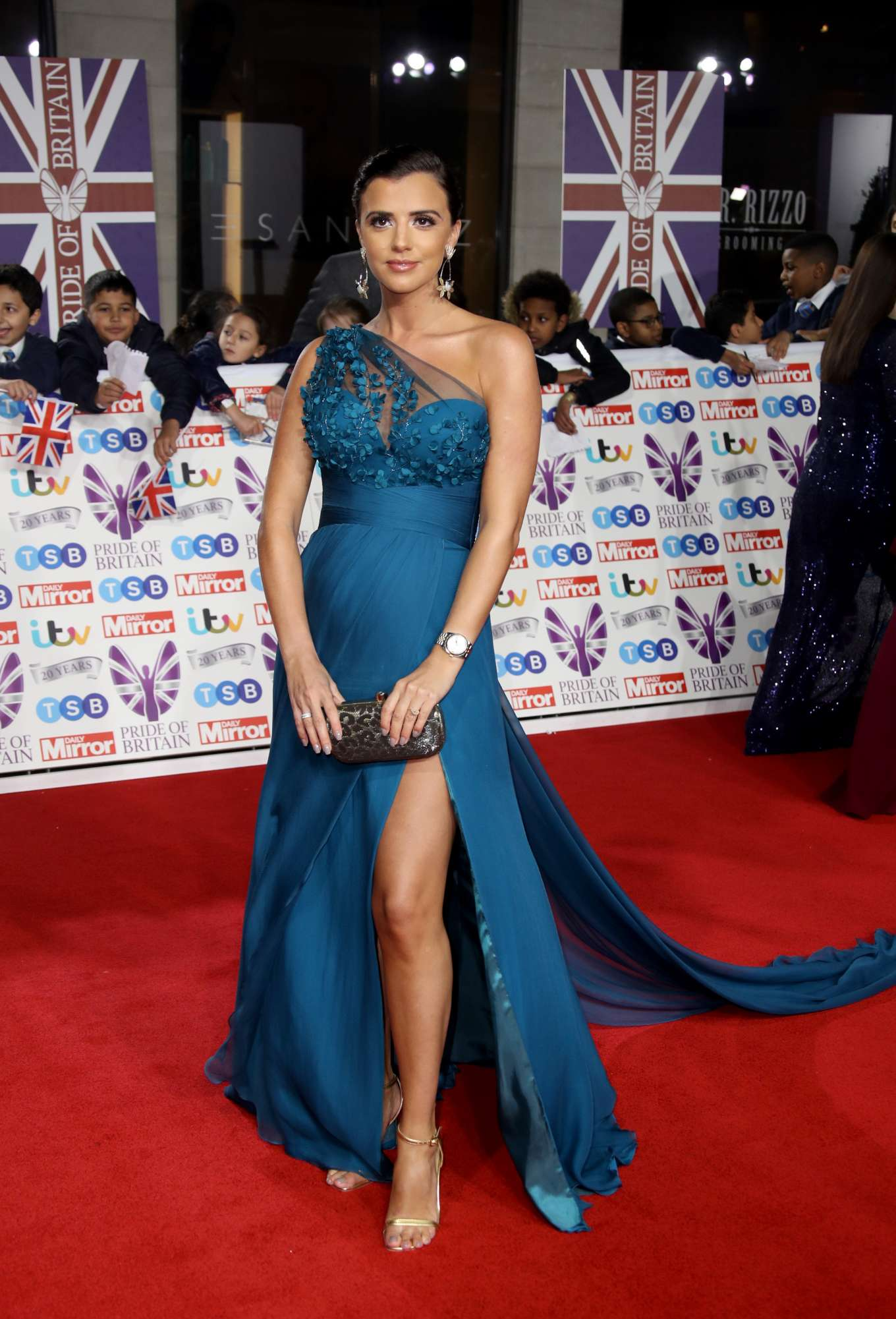 Lucy Mecklenburgh - Pride Of Britain Awards 2019 in London